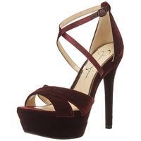 Jessica Simpson Women's Roxelle Heeled Sandal