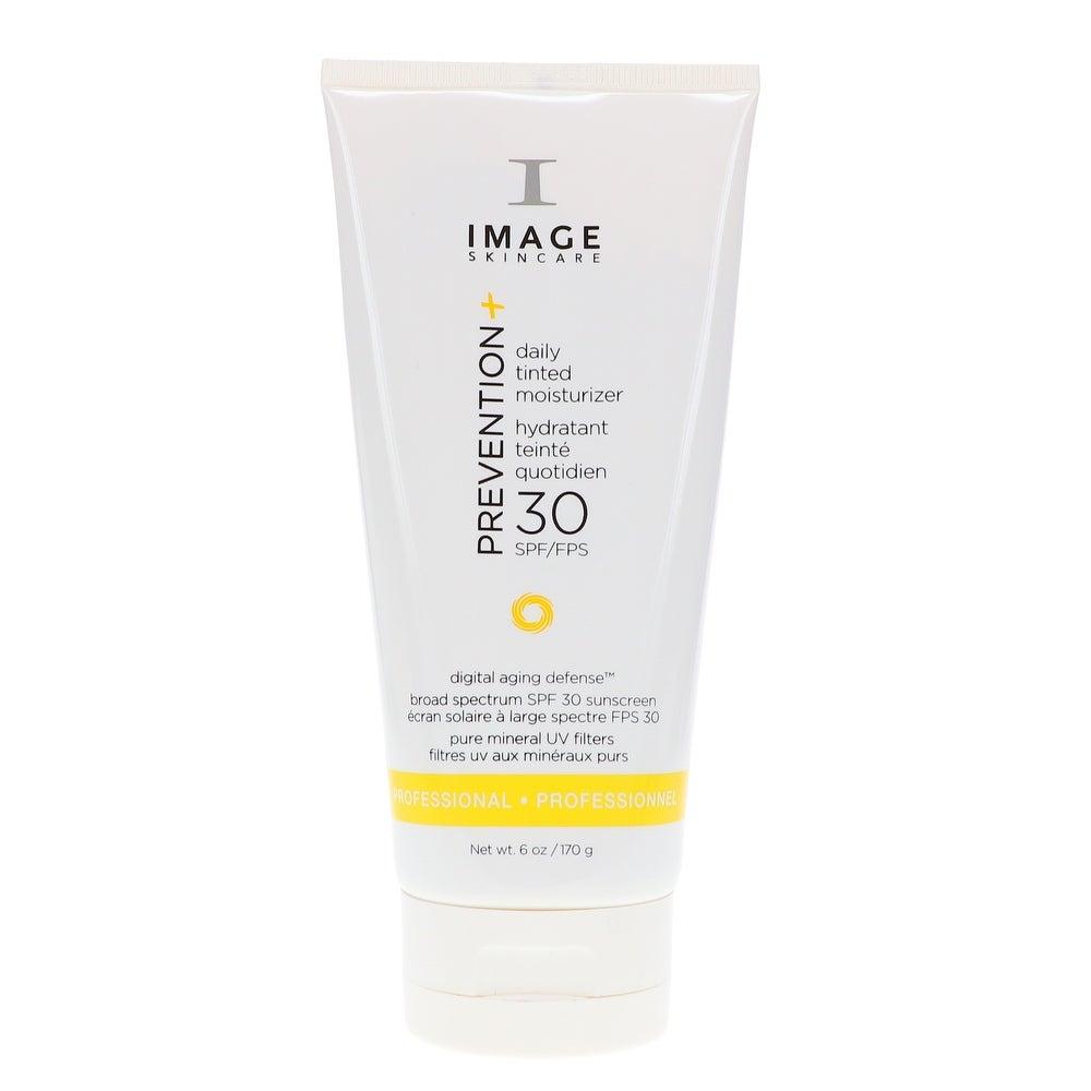 IMAGE Skincare Prevention+ Daily Tinted Moisturizer SPF 30 6 oz (Facial Sunscreen)