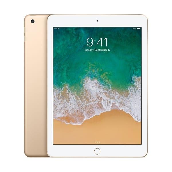Shop Black Friday Deals On Apple Ipad 6 32gb Wifi Refurbished Overstock 27866194