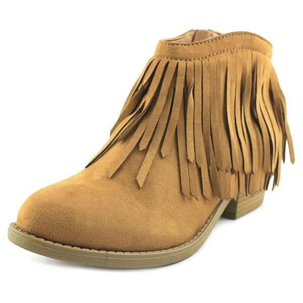 J. Adams Marrow Tan Boots
