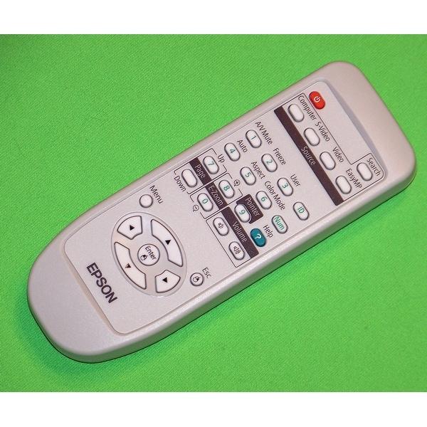 Epson Projector Remote Control: EB-1720, EB-1725, EB-1730W, EB-1735W