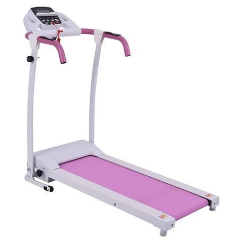 800 W Folding Fitness Treadmill Running Machine
