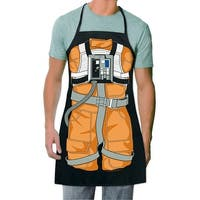 Star Wars Luke Skywalker X-Wing Pilot Character Apron - Multi