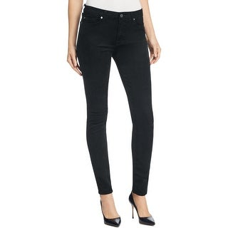 7 For All Mankind Womens Skinny Jeans Corduroy Stretch