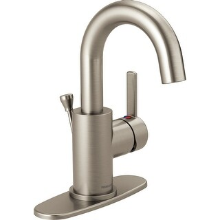 Peerless P191102LF  Single Hole 1.2 GPM Bathroom Faucet with Pop-Up Drain Assembly