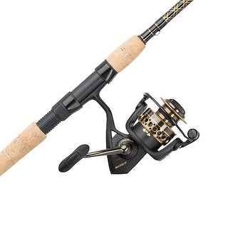 """PENN BTLII4000701M Battle II Reel and Rod Combo"""