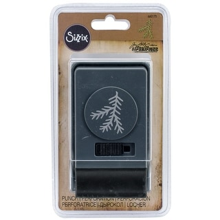 Sizzix Large Paper Punch By Tim Holtz-Large Pine