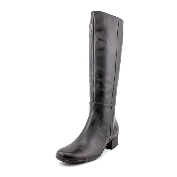Elites by Walking Cradles Mix Women Black Boots