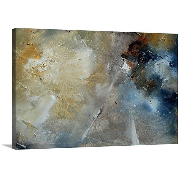 """Abstract 904060"" Canvas Wall Art"