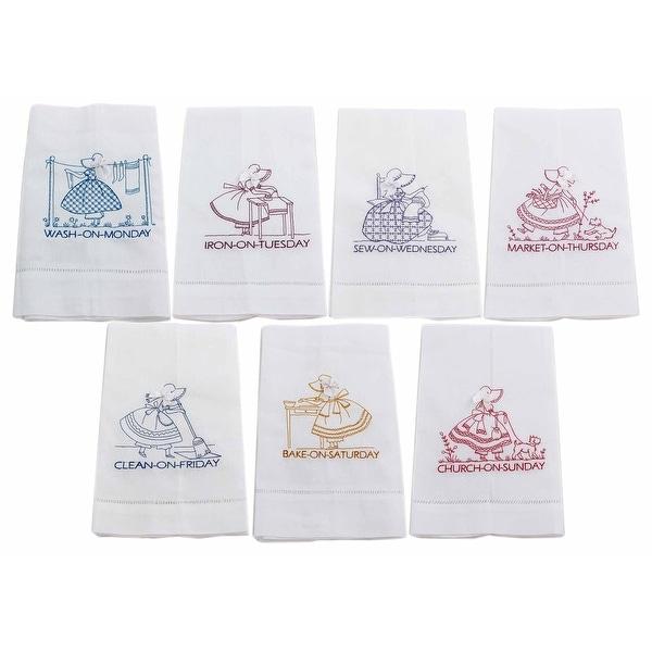 Greatlookz Sunbonnet Sue Tea Towel Collection