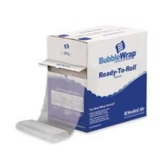 Corporation Bubble Wrap Cushioning Material- 12in.x100ft. Roll-