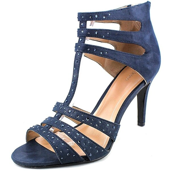 Style & Co. Womens ULANI Open Toe Formal T-Strap Sandals