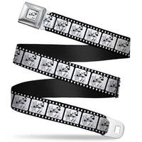 Steamboat Willie Mickey Mouse Full Color White Black Steamboat Willie Seatbelt Belt