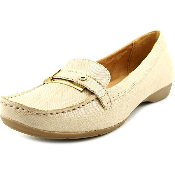 cff0ba7b0c7 Shop Naturalizer Gisella Women Round Toe Synthetic Tan Loafer - Free ...