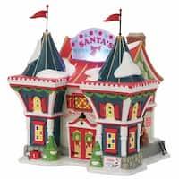 Santa's North Pole Workshop