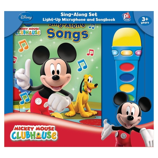 Book Box And Module Mickey Mouse