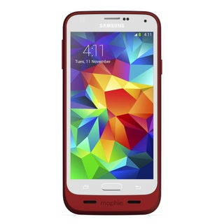 mophie Juice Pack External Battery for Samsung Galaxy S5 (Option: Red)