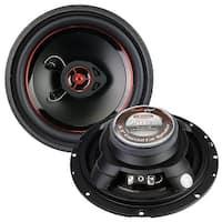 """Audiopipe Speaker 6.5"""" 2-Way (Pair) 250 Watt Pp Cone"""