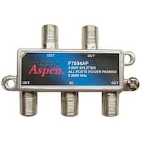 Eagle Aspen 500312 4-Port 2,600Mhz Splitter (All Port Passing)