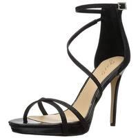BADGLEY MISCHKA Womens Galen Open Toe Casual Ankle Strap Sandals