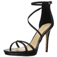 BADGLEY MISCHKA Womens galen Open Toe Casual Ankle Strap Sandals