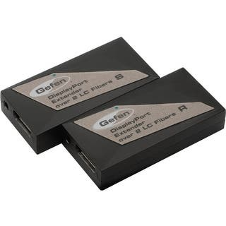 Gefen EXT-DP-CP-2FO Gefen DisplayPort Extender Over Fiber Optic Cable - 1 Input Device - 1 Output Device - 1000 ft Range - WQXGA|https://ak1.ostkcdn.com/images/products/is/images/direct/8be3d5f5e4f80a36b04ec7ef551ade6dfd5c806d/Gefen-EXT-DP-CP-2FO-Gefen-DisplayPort-Extender-Over-Fiber-Optic-Cable---1-Input-Device---1-Output-Device---1000-ft-Range---WQXGA.jpg?impolicy=medium