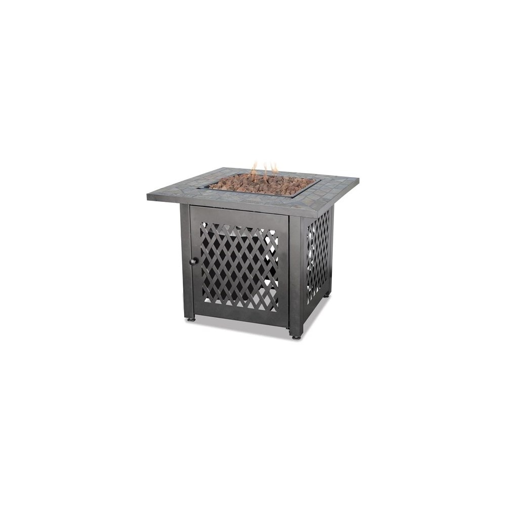 Blue Rhino Endless Summer Outdoor Gas Fireplace LP Gas Firplace