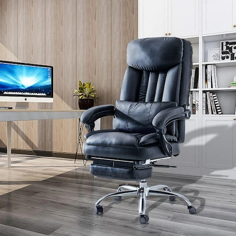 High Back Adjustable Managerial Home Desk Chair