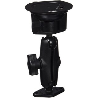Suction Cup Mount W/ Double Socket Arm