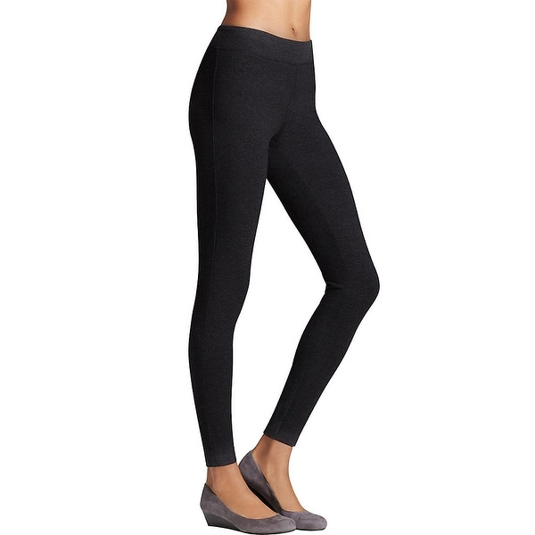 9d9f50a4f45 Shop Hanes X-Temp® Constant Comfort® Leggings with Comfort Flex™ Waistband  - Color - Black - Size - M - Free Shipping On Orders Over  45 - Overstock -  ...