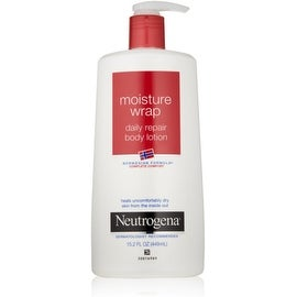 Neutrogena Norwegian Formula Moisture Wrap Body Lotion 15.20 oz