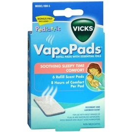 Vicks Pediatric VapoPads Refill Pads 6 Each