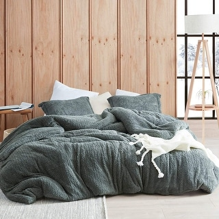 Link to Sleepy Haven - Coma Inducer® Oversized Comforter - Agave Green Similar Items in Comforter Sets
