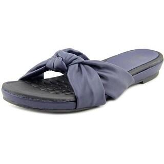 Bellini Tabby Open Toe Synthetic Slides Sandal