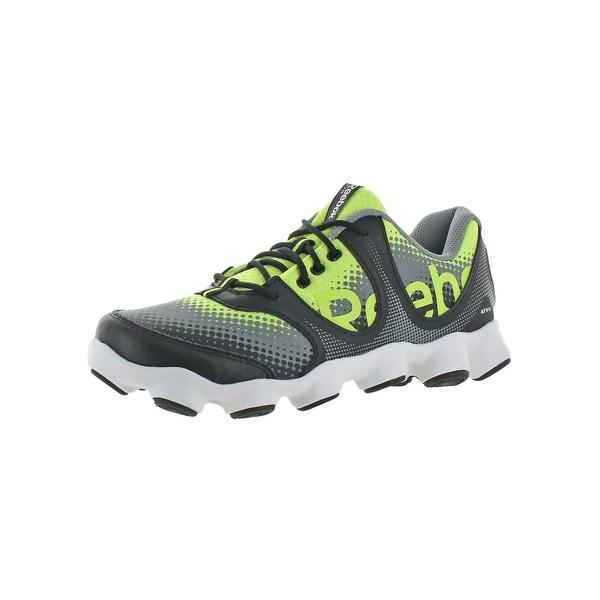 Reebok Boys ATV19 Sonic Rush Running Shoes Big Kid Ortholite - 5 medium (d) c8ff9282b