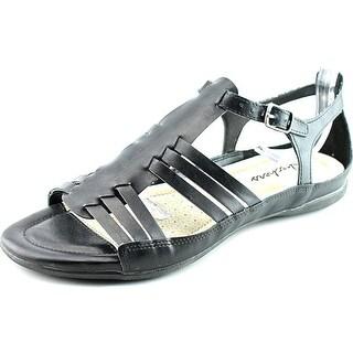 Skechers Silver Dollar Open Toe Synthetic Gladiator Sandal