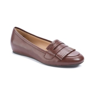 Andrew Geller Posy Women's Flats & Oxfords Rusty Brown