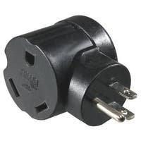 30 A Female - 15 A Male 90 Degree Adapter