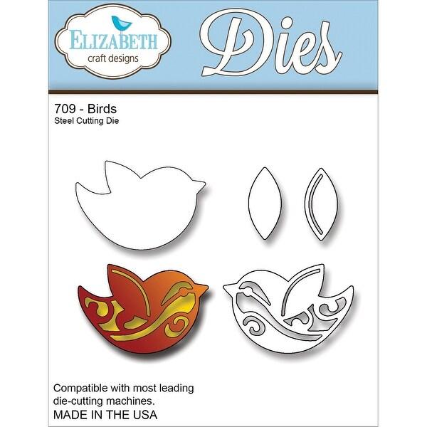 "Elizabeth Craft Metal Die-Birds, 2.12""X3.5"""