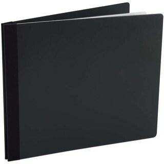"S.E.I. The Preservation Series Album 6""X6""-Black - Black"