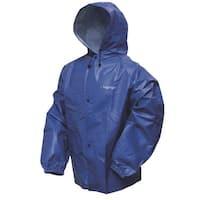 Frogg Toggs Pro Lite Rain Suit Royal Blue - M/L PL12140-12M/L
