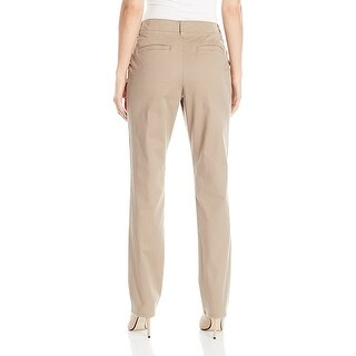 Lee Ladies Mid-Rise Essential Chino