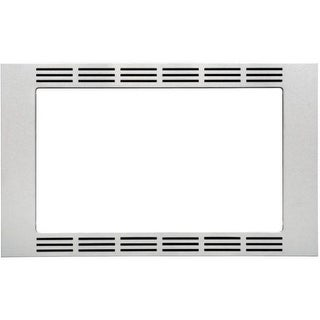 Panasonic NN-TK621SS 27 In. Wide Trim Kit for Panasonics 1.2 Cu. Ft. Microwave Ovens - Stainless Ste - Stainless Steel