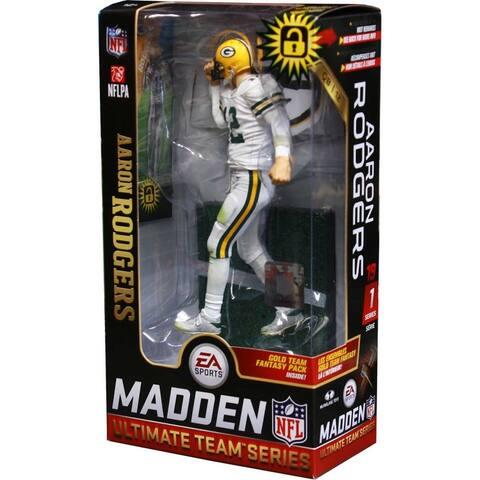 McFarlane Green Bay Packers Aaron Rodgers '19 Ultimate Team Series 1