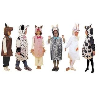 Dexter Toys Machine Animal Costume Set