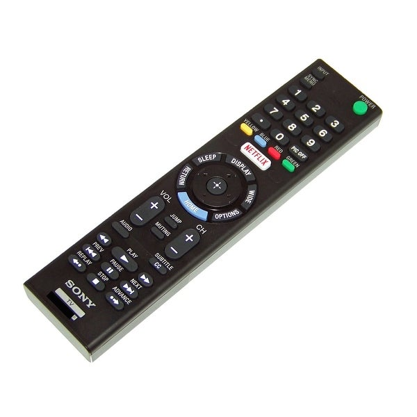 OEM Sony Remote Control Originally Shipped With: KDL32W600D, KDL-32W600D, KDL48R510C, KDL-48R510C