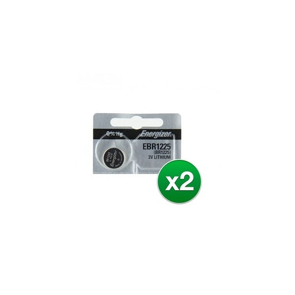 Replacement Battery for Energizer ECR1225 (2-Pack) Replacement Battery