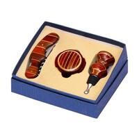VinoStrumenti VSGS3PcCS4 3 Piece Wine Gift Set