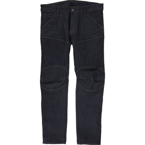 G-Star Raw Mens 5620 Deconstructed 3D Stretch Jeans, blue, 30W x 32L