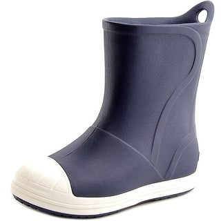 Crocs Bump It Boot Round Toe Synthetic Rain Boot